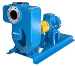 FreFlow, Self-priming Single Stage Centrifugal Pump